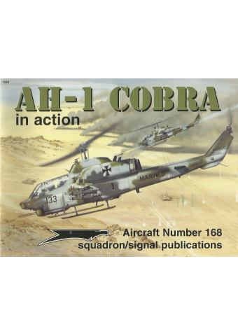 AH-1 Cobra in Action, Squadron / Signal Publications