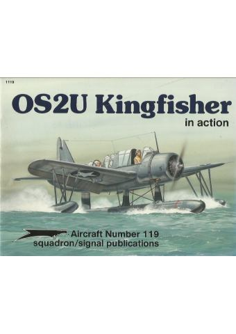 OS2U KINGFISHER IN ACTION (No 119)