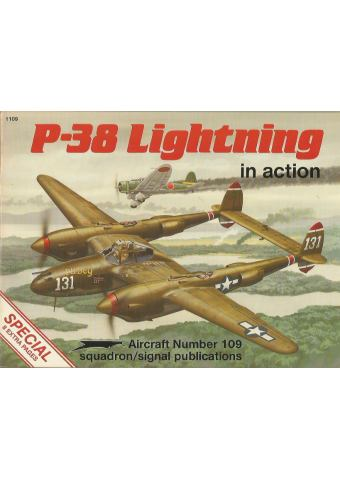 P-38 Lightning in Action, Squadron/Signal