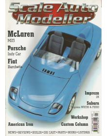 Scale Auto Modeller 2001/01 Vol.3 Issue 3