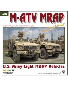 M-ATV MRAP in Detail, WWP