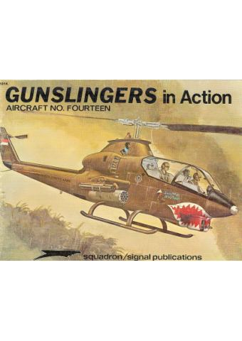 Gunslingers in Action No 14