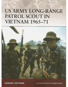 US Army Long-Range Patrol Scout in Vietnam 1965-71, Warrior 132