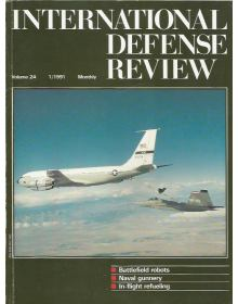 International Defence Review 1991/01