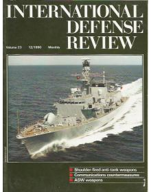 International Defence Review 1990/12