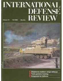International Defence Review 1990/10