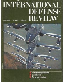 International Defence Review 1990/08