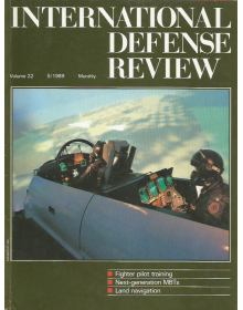 International Defence Review 1989/05