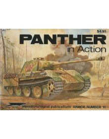 Panther in Action, Armor No 11