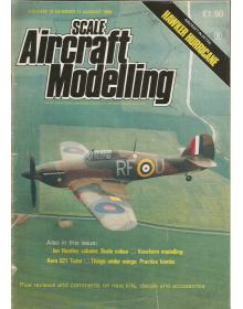 Scale Aircraft Modelling 1990/08 Vol 12 No 11