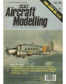 Scale Aircraft Modelling 1994/07 Vol 16 No 09