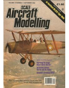 Scale Aircraft Modelling 1993/09 Vol 15 No 11