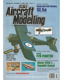 Scale Aircraft Modelling 1998/06 Vol 20 No 04