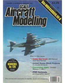 Scale Aircraft Modelling 1997/01 Vol 18 No 11