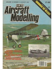 Scale Aircraft Modelling 1993/08 Vol 15 No 10