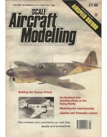 Scale Aircraft Modelling 1993/06-07 Vol 15 No 09-10