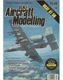 Scale Aircraft Modelling 1997/09 Vol 19 No 07