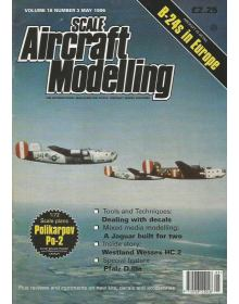 Scale Aircraft Modelling 1996/05 Vol 18 No 03