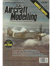 Scale Aircraft Modelling 1996/04 Vol 18 No 02