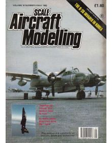 Scale Aircraft Modelling 1992/05 Vol 14 No 08