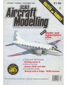 Scale Aircraft Modelling 1995/09 Vol 17 No 07