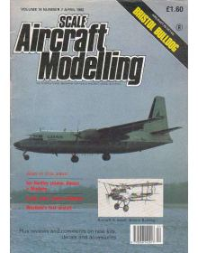 Scale Aircraft Modelling 1992/04 Vol 14 No 07