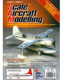 Scale Aircraft Modelling 1999/05 Vol 21 No 03