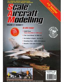 Scale Aircraft Modelling 1999/11 Vol 21 No 09