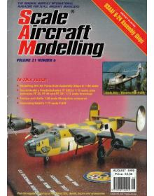 Scale Aircraft Modelling 1999/08 Vol 21 No 06