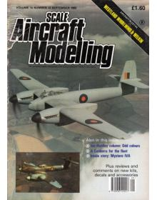Scale Aircraft Modelling 1992/09 Vol 14 No 12