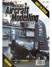 Scale Aircraft Modelling 1994/06 Vol 16 No 08