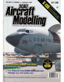 Scale Aircraft Modelling 1996/01 Vol 17 No 11