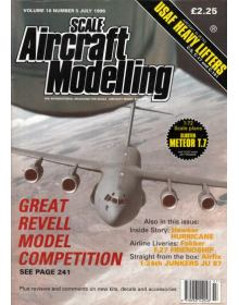Scale Aircraft Modelling 1996/07 Vol 18 No 05