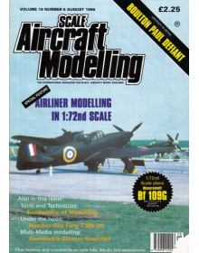 Scale Aircraft Modelling 1996/08 Vol 18 No 06