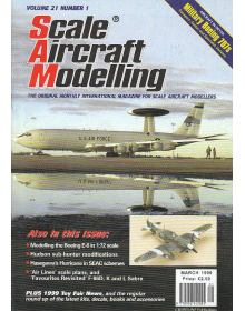 Scale Aircraft Modelling 1999/03 Vol 21 No 01