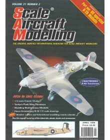 Scale Aircraft Modelling 1999/04 Vol 21 No 02
