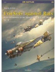 Crickets Against Rats Vol II, Air Battles No 23, Kagero