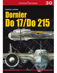 Dornier Do 17Z/Do 215, TopDrawings 30, Kagero