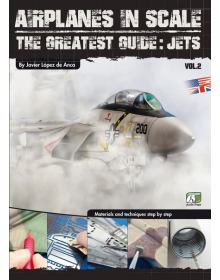 Airplanes in Scale - The Greatest Guide Vol. 2: Jets