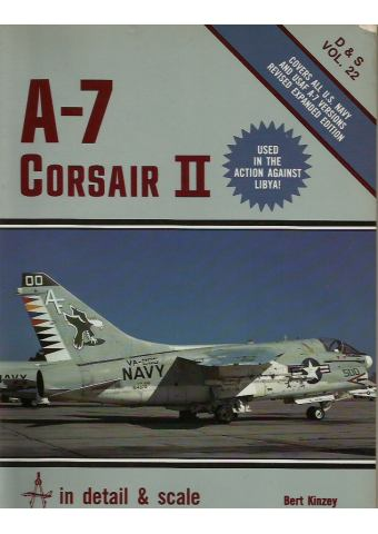 A-7 Corsair II, In Detail & Scale 22