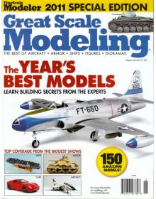 Fine Scale Modeler - Special Issue: Great Scale Modelling 2011