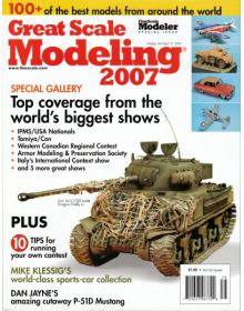 Fine Scale Modeler - Special Issue: Great Scale Modelling 2007