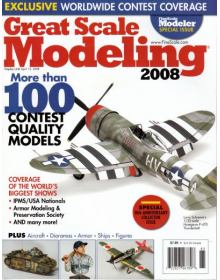 Fine Scale Modeler - Special Issue: Great Scale Modelling 2008