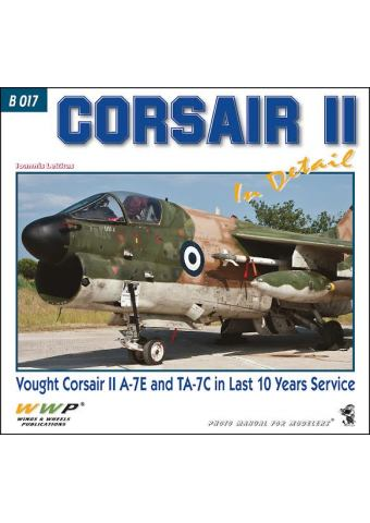 Corsair II in Detail, WWP