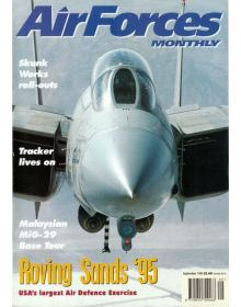 Air Forces Monthly 1995/09