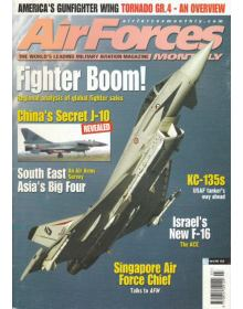 Air Forces Monthly 2002/03