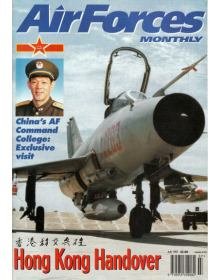 Air Forces Monthly 1997/07