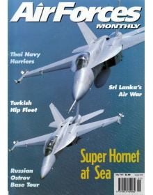 Air Forces Monthly 1997/05