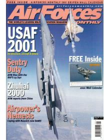 Air Forces Monthly 2001/01