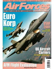 Air Forces Monthly 2001/02